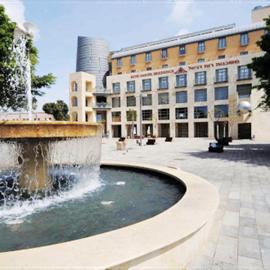 מלון משכנות רות דניאל - Ruth Daniel Residence Hotel