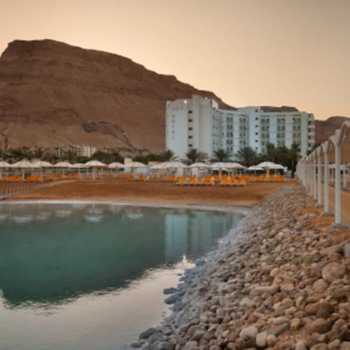 מלון ספא לוט ים המלח - Lot Spa Hotel Dead Sea