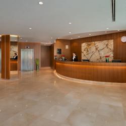 לובי במלון ספא לוט ים המלח - Lot Spa Hotel Lobby