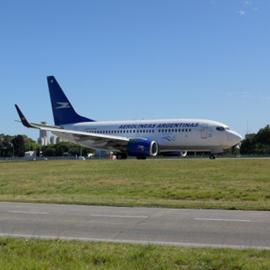 Aerolineas Argentinas - אירוליינס ארגנטינה