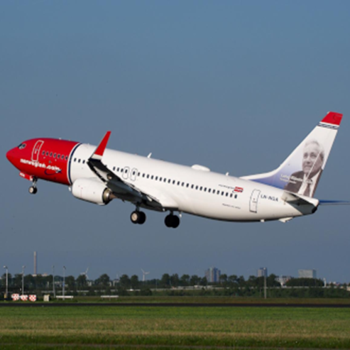 נורוויג'ן אייר שאטל - Norwegian Air Shuttle