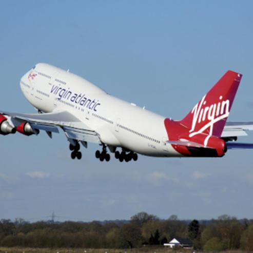 וירג'ין אטלנטיק איירווייז - Virgin Atlantic Airways
