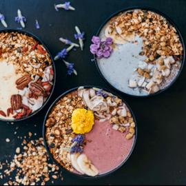 מנות יוגורט באנסטסיה - Yogurt dishes in Anastacia