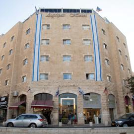 מלון בוטיק אגריפס - Agripas Boutique Hotel