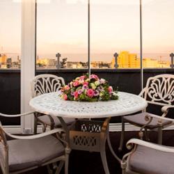 מקומות ישיבה במלון אגריפס - Seating places in Agripas Hotel