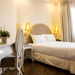 חדר במלון אגריפס - Agripas Hotel room