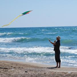 חוף ירושלים - בת ים - Jerusalem Beach - Bat Yam