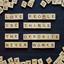משחק סקראבל - Scrabble Game