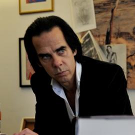 הזמר ניק קייב - Singer Nick Cave