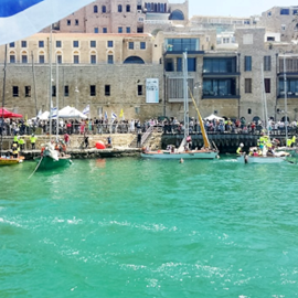 נמל יפו - Jaffa Port