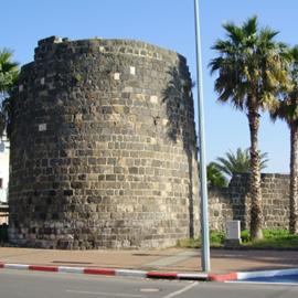 חומות טבריה -  Walls Of Tiberias