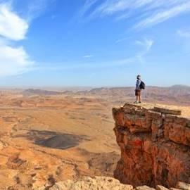 הוראות בטיחות לטיול במדבר - Checklist for Hiking in the Desert