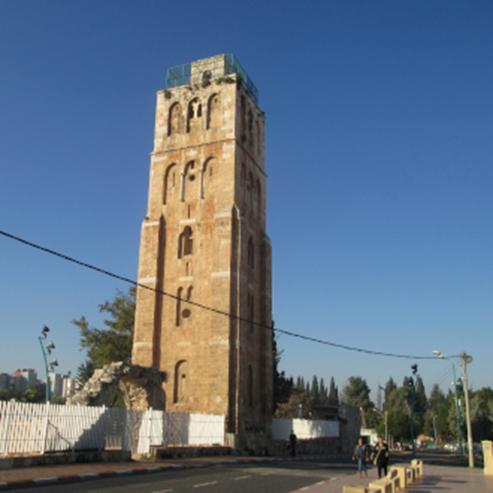 המגדל הלבן ברמלה - Ramla White Mosque