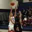 שחקני כדורסל בעת משחק - Basketball Players During A Game