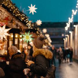 שוק חג המולד - Christmas Market