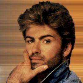 הזמר ג'ורג' מייקל - Singer George Michael