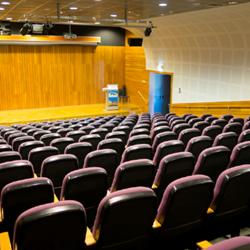 Ashkelon Convention Center hall view - מרכז כנסים אשקלון מבט באולם