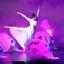 להקת מחול סינית בהופעה - A Chinese Dance Company Performing