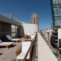 גג במלון - Hotel Rooftop