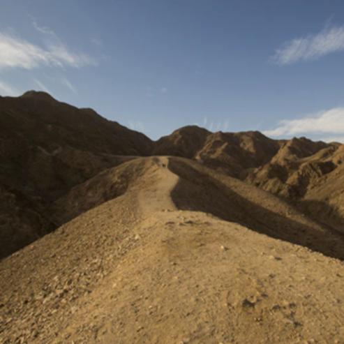 נוף הרי אילת - Eilat Mountains