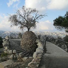מצפה יאיר - רמת רחל - Yair Observatory - Ramat Rachel