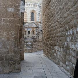 הרובע הנוצרי - The Christian Quarter