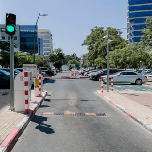 חניון המנופים הרצליה - Parking - Hamenofim Herzliya