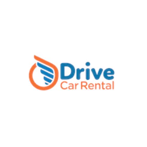 דרייב השכרת רכב לוגו - Drive Car Rental Logo