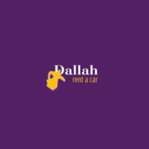 לוגו דלא אל-ברקא השכרת רכב - Dallah Al-Baraka Rent A Car Logo