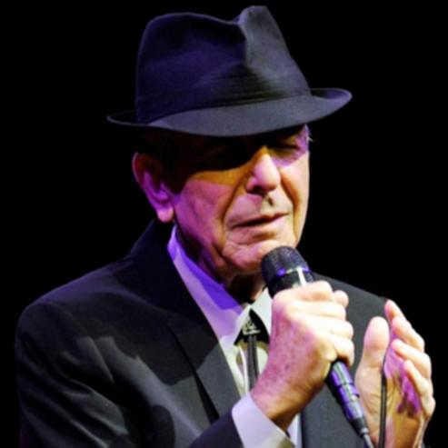 הזמר והמלחין ליאונרד כהן - Singer And Songwriter Leonard Cohen