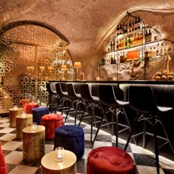 בר במלון וילה בראון - Villa Brown Hotel Bar
