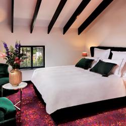 חדר במלון וילה בראון - Villa Brown hotel room