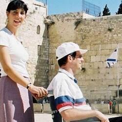 יד שרה בכותל המערבי - Yad Sarah in the Western Wall