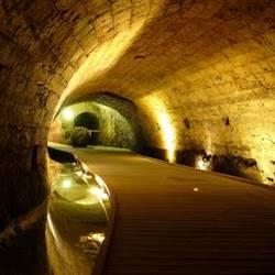 The Templar's tunnel - מנהרת הטמפלרים