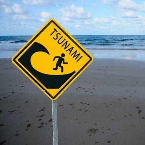 Tsunami Preparadness - היערכות למקרה צונאמי