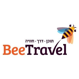 GO בי טרוול לוגו - GO - BeeTravel Logo