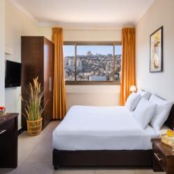 חדר במלון מרקט חיפה - A Room in Market Hotel Haifa