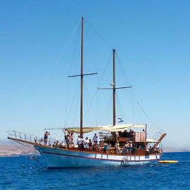 Paradise Yacht, Eilat - ספינת פרדייז באילת