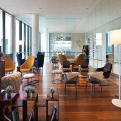 לובי מלון ווסט לגון נתניה - West Lagoon Netanya Hotel's Lobby
