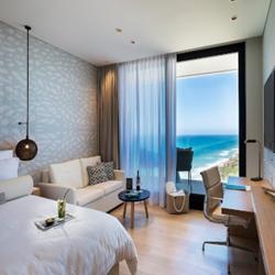 חדר במלון ווסט לגון נתניה - West Lagoon Netanya Hotel Room