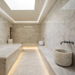 חדר הירגעות במלון ווסט לגון נתניה - Relaxation Room in West Lagoon Netanya Hotel