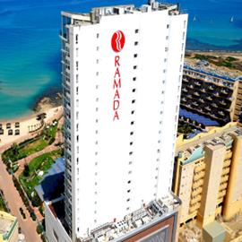רמדה חדרה - Ramada Hadera Resort