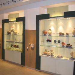 מוצגים במוזיאון - Exhibits At The Museum