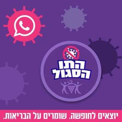 באנר לוואטסאפ - Banner for WhatsApp