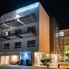 חזית מלון אסטוריה גליל - Streetfront Astoria Galilee
