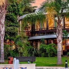 חצר המלון - Hotel's yards
