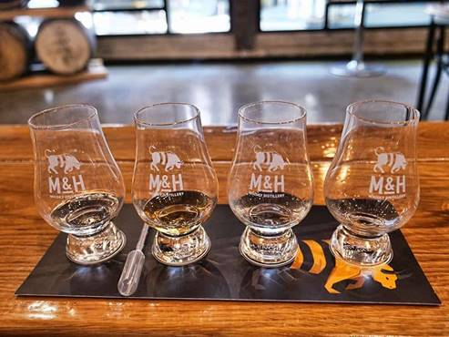 Picture of Milk and Honey Distillery
