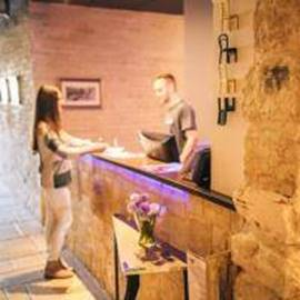 מלון טמפלרס - spa- Templers Hotel - Bedroom