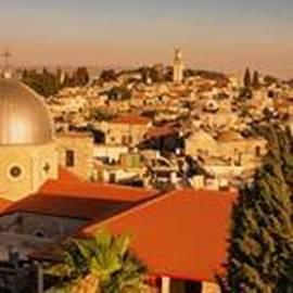 Изображение Terra Sancta Museum, tour of the Holy Land
